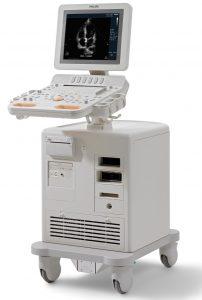Szívultrahang echocardiográf gép